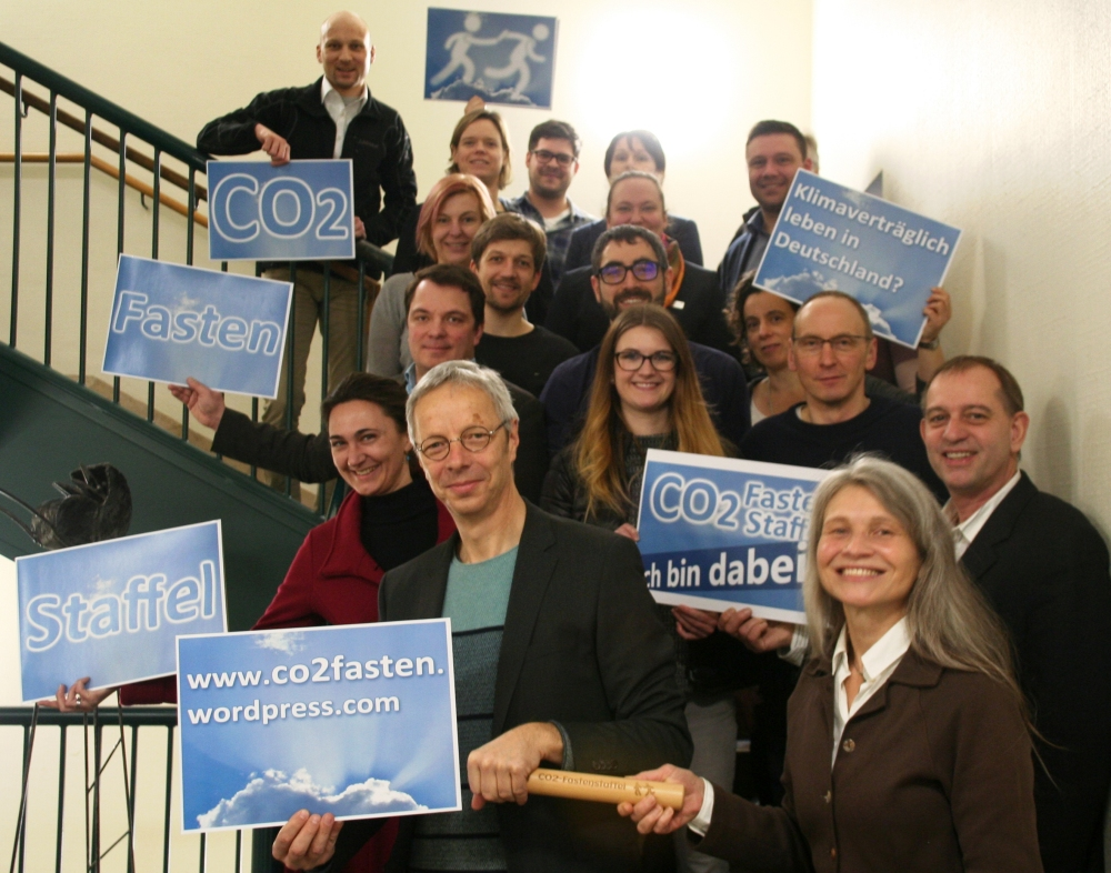Dr Rost Nürnberg co2 fasten staffel ein projekt des initiativkreises der